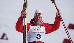 Bjorn Daehlie Nagano 1998