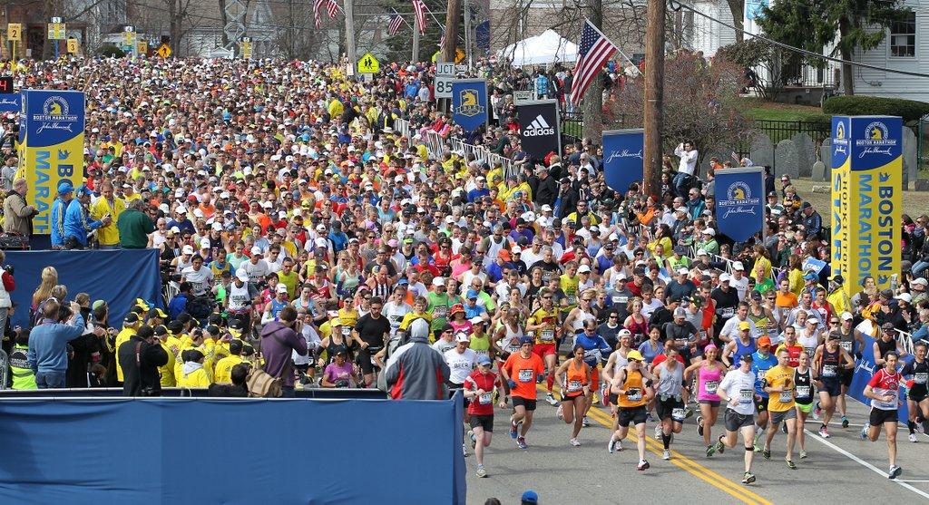 Maraton bostoński