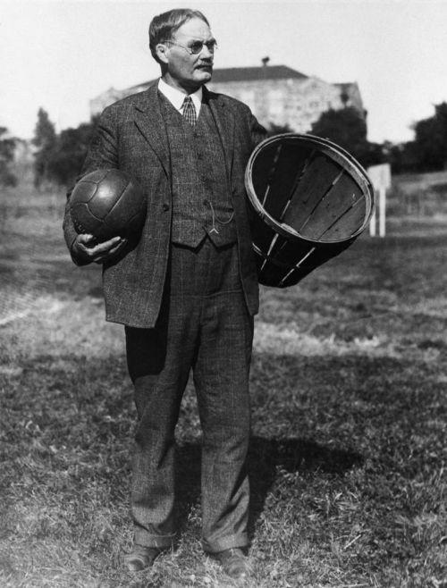 James Naismith