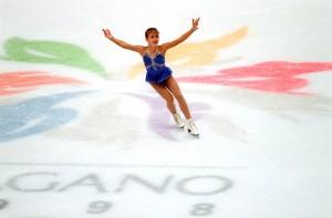 Tara Lipiński - najmłodsza zdobywczyni medalu olimpijskiego whistorii igrzysk.
