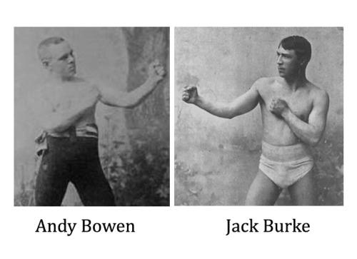Andy Bowen Jack Burke