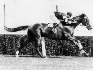 Phar Lap i Jim Pike