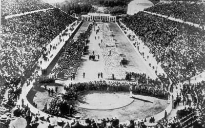 Ateny 1896 czyli I nowożytne Igrzyska Olimpijskie: jak to właściwie było?