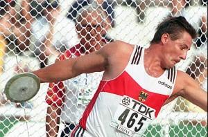 Rekordy lekkoatletyczne Juergen Schult
