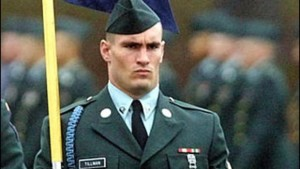 Pat Tillman - żołnierz