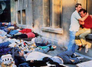 Tragedia na Heysel była jedną z najczarniejszych chwil w powojennym sporcie