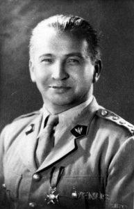Powstanie Warszawskie sportowcy: Leopold Okulicki