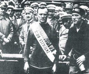 Historia Tour de Pologne: Feliks Więcek