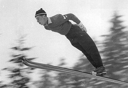Quiz sportowy: historia skoków narciarskich