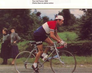Charly Gaul w Tour de France