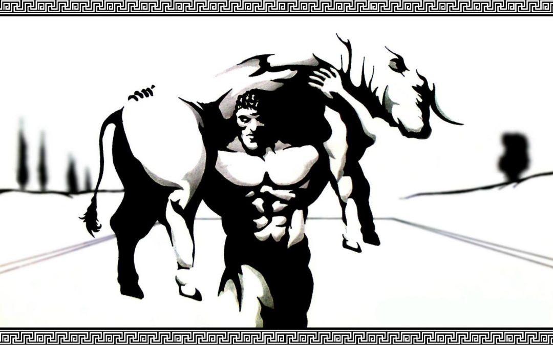 Milon z Krotonu – starożytny mocarz, gwiazda i…marketingowiec