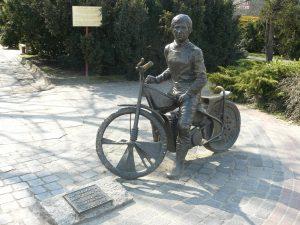 Pomnik Edward Jancarz