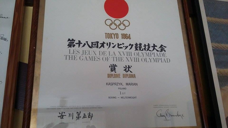 Spowiedź mistrza: Marian Kasprzyk. Część 2: dyskwalifikacja, dziwna zmiana i moje Tokio