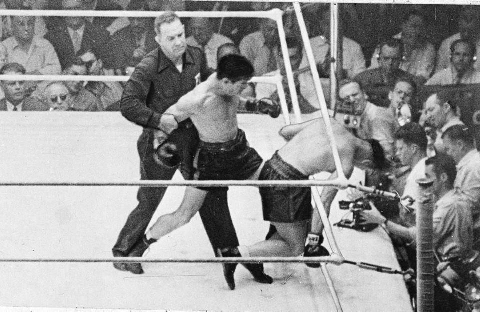 Trylogia bokserskich imigrantów: Tony Zale i Rocky Graziano