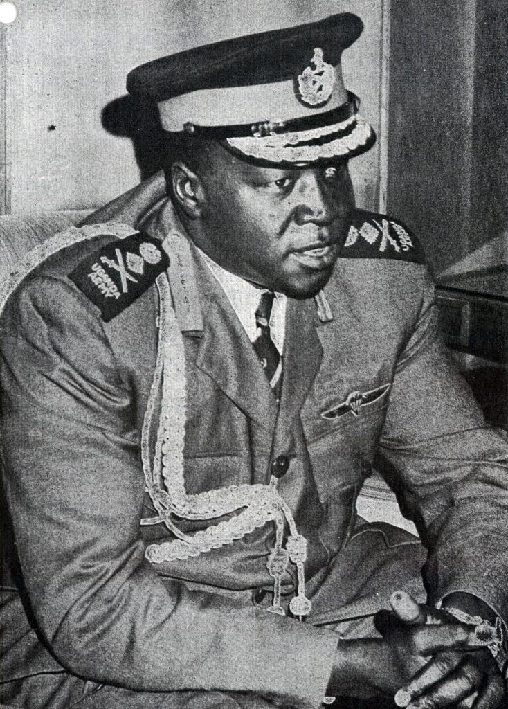 Idi Amin źródło: wikipedia.org