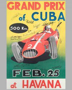 Grand Prix Kuby - rok 1958 źródło: alamy.de