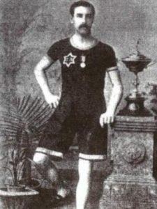 Charles Bannett - lider brytyjskiej drużyny. źródło: bbc.co.uk