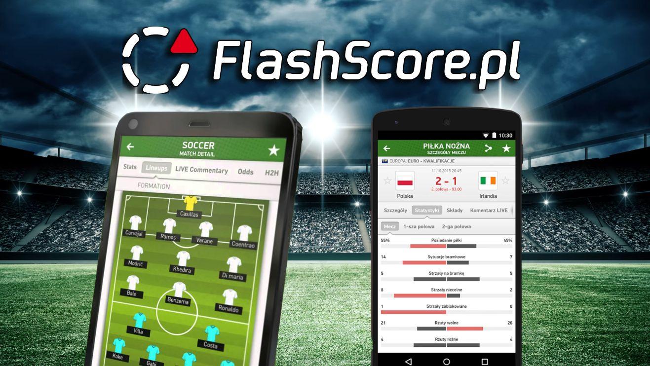 FlashScore - recenzja