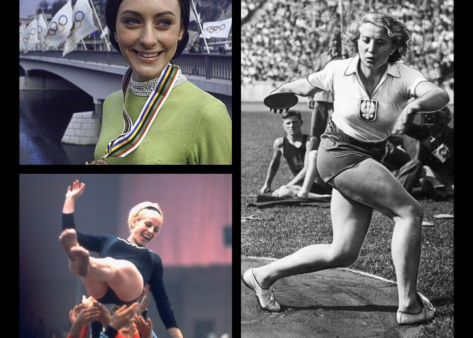 Kobiety w sporcie: siedem wyjątkowych przypadków