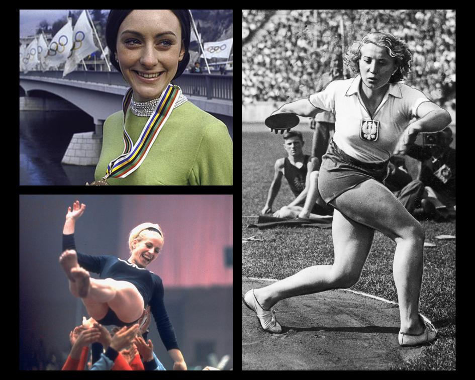 kobiety w sporcie