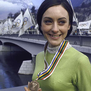 Peggy Fleming źródło: https://www.biography.com