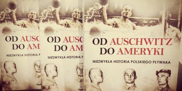Z Auschwitz do Ameryki. Niezwykła historia polskiego pływaka.