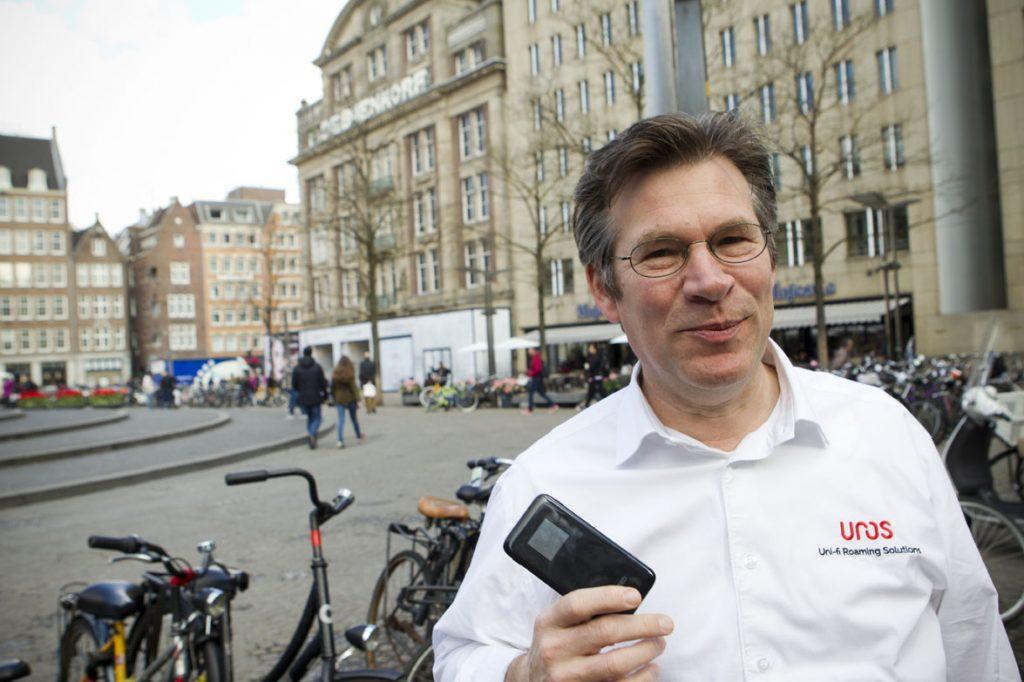 Gerrit Konijnenberg obecnie źródło: https://www.iotjournaal.nl/
