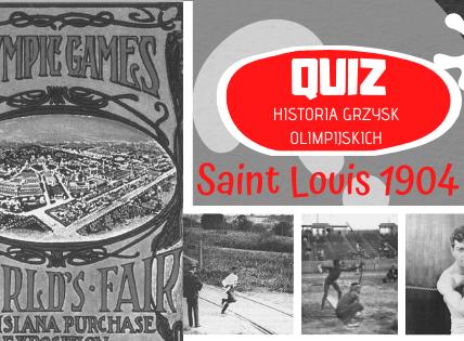 Saint Louis 1904 Quiz