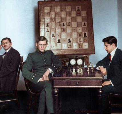 Jose Raul Capablanca - Alexander Alekhine