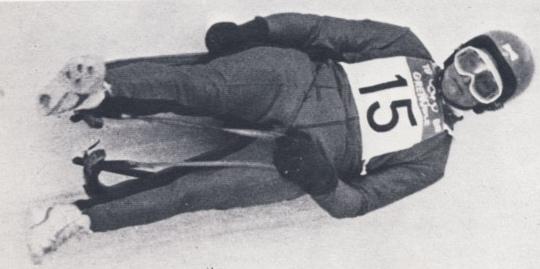 Erika Lechner - mistrzyni olimpijska z1968 roku