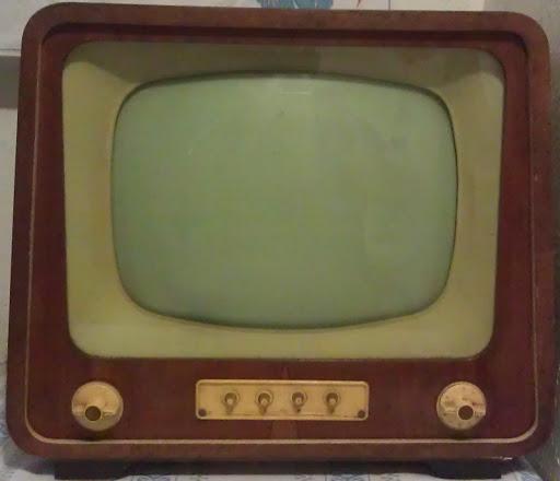 Telewizor lata 50-te