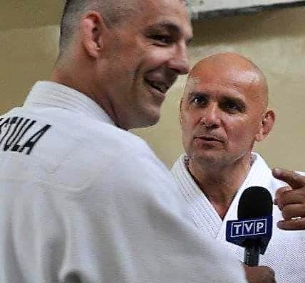 Waldemar Białowąs i Paweł Nasutla