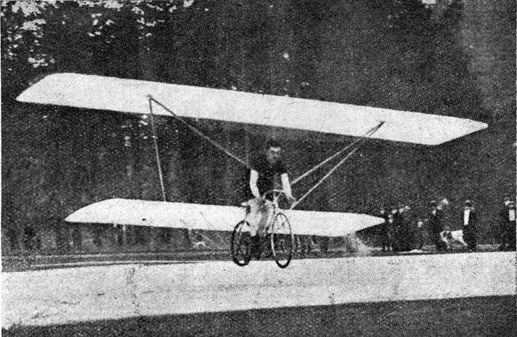 Gabriel Poulain ipróba Peugeota źródło: wikipedia.org