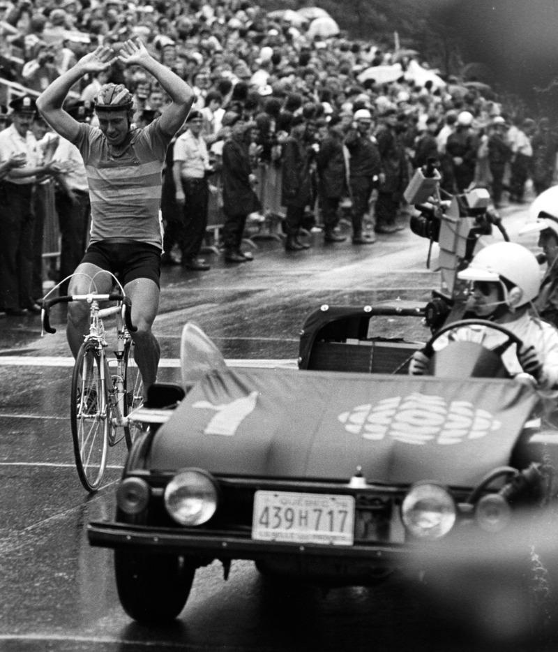 Bernt Johansson - indywidualny mistrz olimpijski z1976 roku źródło: wikipedia.org