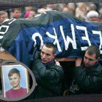 Przemek Czaja - pogrzeb.