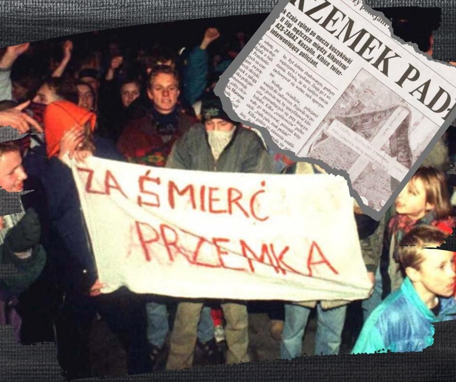 Przemek Czaja ijego śmierć źródło zdjęcia: fakt.pl