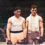 Marian Karolak (z prawej)
